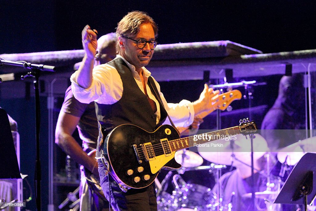 Al di Meola performs during the 2015 Festival International de Jazz de Montreal on June 26 2015 in Montreal Canada