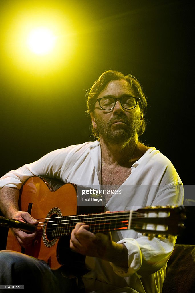 Al Di Meola performs on stage at Paard on May 11 2011 in The Hague Netherlands