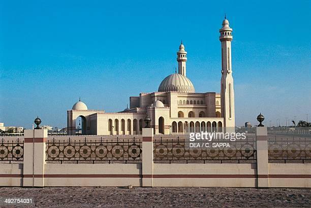 Al Fateh Grand Mosque 19871988 Manama Bahrain
