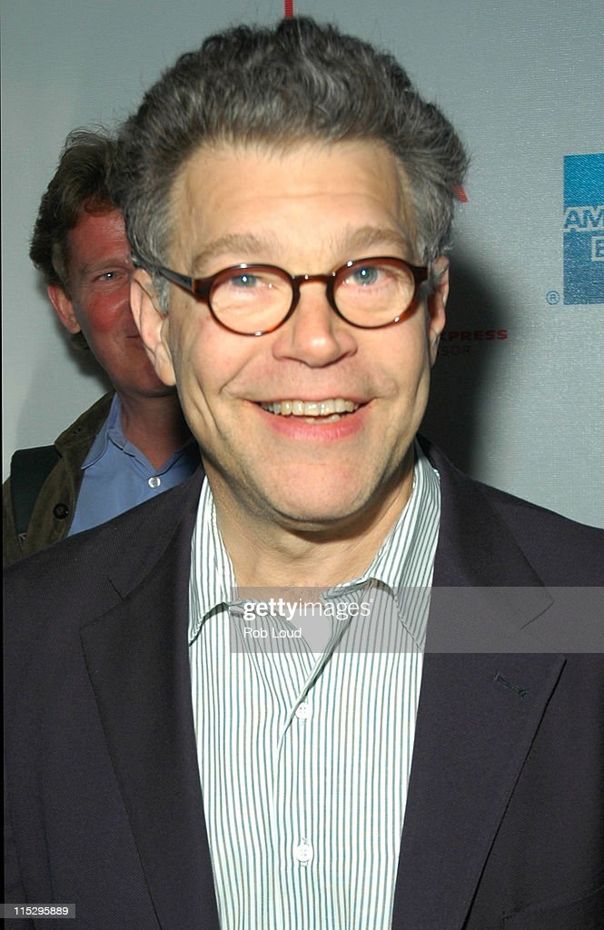 <a gi-track='captionPersonalityLinkClicked' href=/galleries/search?phrase=Al+Franken&family=editorial&specificpeople=167079 ng-click='$event.stopPropagation()'>Al Franken</a> during 5th Annual Tribeca Film Festival - '<a gi-track='captionPersonalityLinkClicked' href=/galleries/search?phrase=Al+Franken&family=editorial&specificpeople=167079 ng-click='$event.stopPropagation()'>Al Franken</a>: God Spoke' Screening at Tribeca Grand in New York City, New York, United States.
