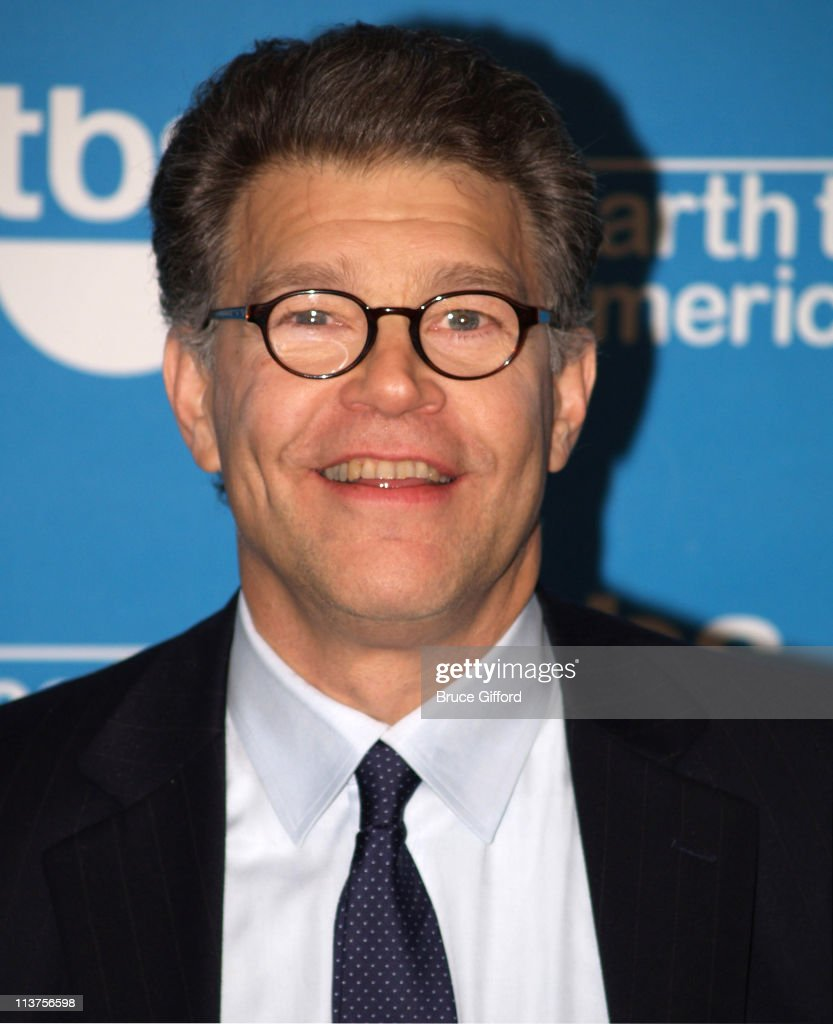 <a gi-track='captionPersonalityLinkClicked' href=/galleries/search?phrase=Al+Franken&family=editorial&specificpeople=167079 ng-click='$event.stopPropagation()'>Al Franken</a> during Earth To America! - Media Tent at The Colosseum at Caesar's Palace in Las Vegas, Nevada, United States.