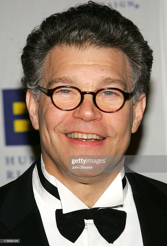 Al Franken during Human Rights Campaign Los Angeles Gala Dinner Honoring Al Franken with Guest Speaker Al Gore - March 25, 2006 at Hyatt Regency in Century City, CA, United States.
