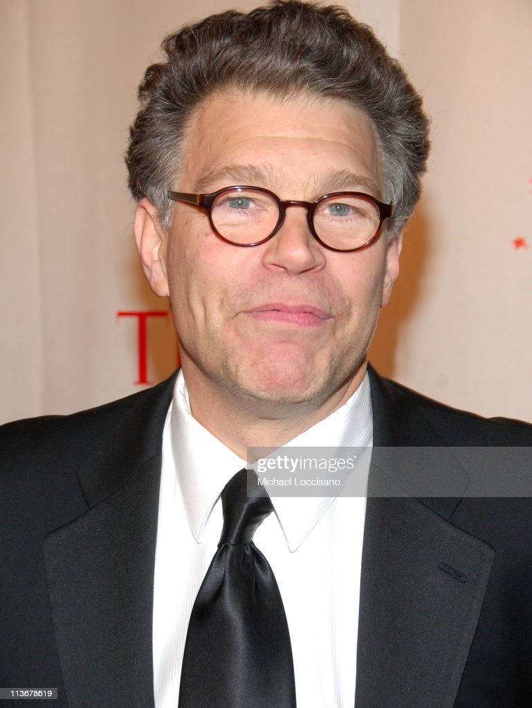 <a gi-track='captionPersonalityLinkClicked' href=/galleries/search?phrase=Al+Franken&family=editorial&specificpeople=167079 ng-click='$event.stopPropagation()'>Al Franken</a> during Time Magazine's 100 Most Influential People 2006 - Inside Arrivals at Jazz at Lincoln Center in New York City, New York, United States.