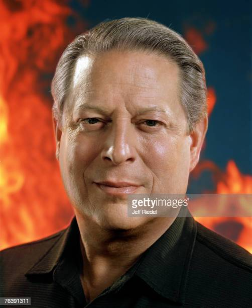 Al Gore Al Gore by Jeff Riedel Al Gore Entertainment Weekly July 21 2006