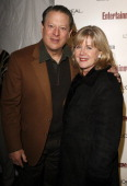 Al Gore and Tipper Gore during 2006 Sundance Film Festival Entertainment Weekly Sundance Opening Weekend Party Red Carpet at The Shop in Park City...