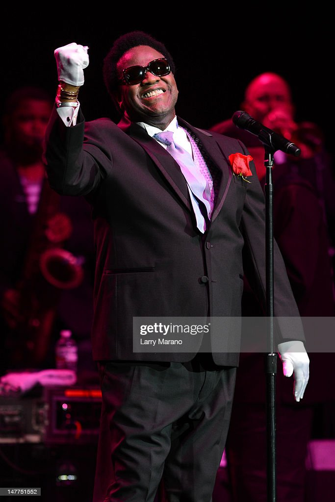 Al Green Performs At Hard Rock Live!