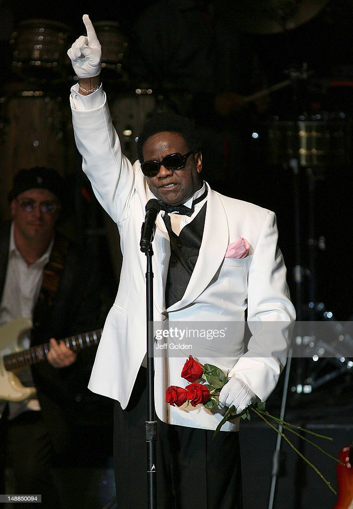 Al Green With Special Guest Allen Stone In Concert - Los Angeles, CA