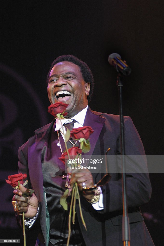 Al Green performs live on stage at the North Sea Jazz Festival in The Hague, Netherlands on July 08 2005