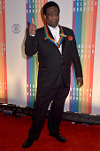 Al Green walks the red carpet during the 27th Annual Kennedy Center Honors at John F Kennedy Center for the Performing Arts on December 7 2014 in...