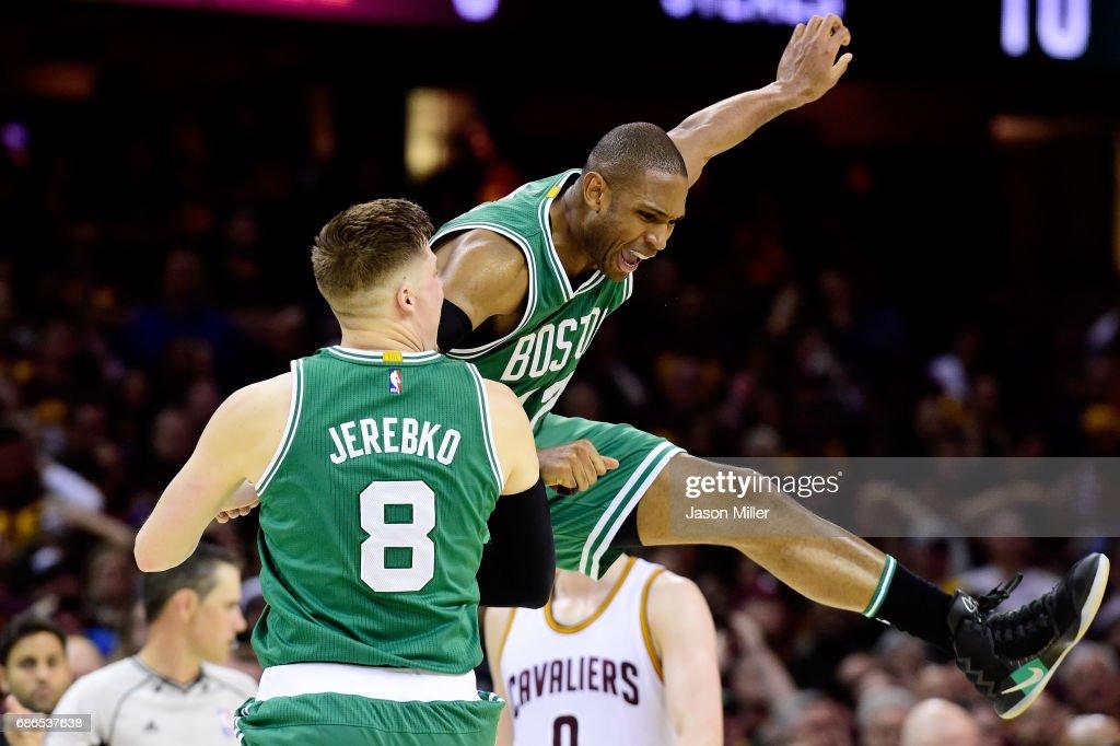 Boston Celtics v Cleveland Cavaliers - Game Three