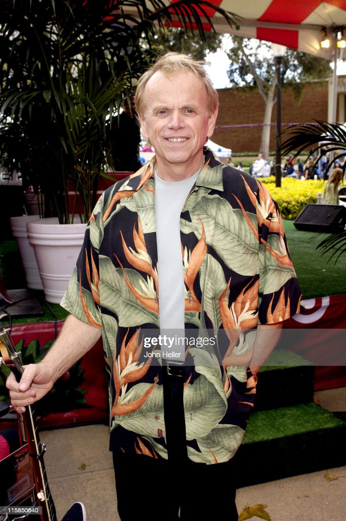Al Jardine of The Beach Boys during 10th Anniversary of the Los Angeles Times Festival of Books - Day 2 at UCLA in Los Angeles, California, United States.