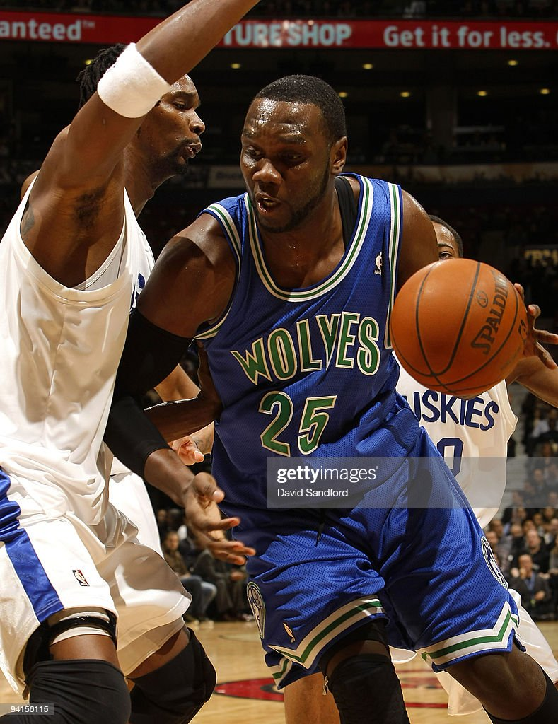 Minnesota Timberwolves v Toronto Raptors s and