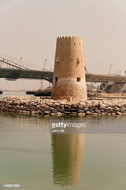Al Maqtaa Fort.