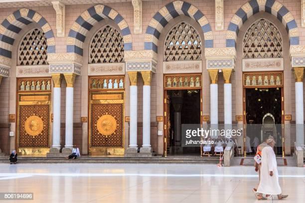 Al Masjid an-Nabawi, West Gate