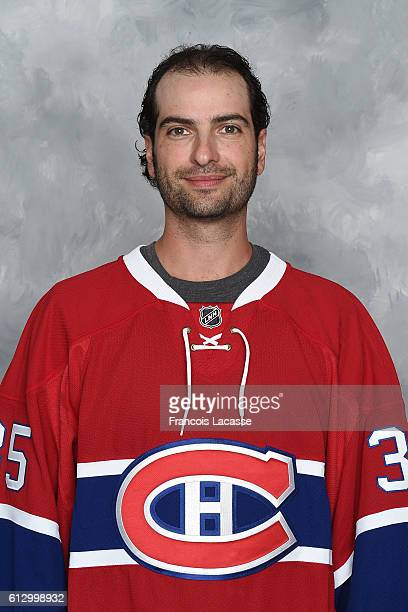 Al Montoya of the Montreal Canadiens poses for his official headshot for the 20162017 season on September 22 2016 at the Bell Sports Complex in...