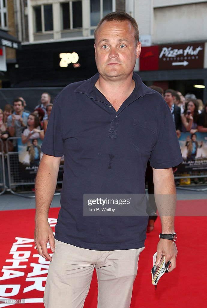 <a gi-track='captionPersonalityLinkClicked' href=/galleries/search?phrase=Al+Murray&family=editorial&specificpeople=217283 ng-click='$event.stopPropagation()'>Al Murray</a> attends the 'Alan Partridge: Alpha Papa' World Premiere Day at Vue Leicester Square on July 24, 2013 in London, England.