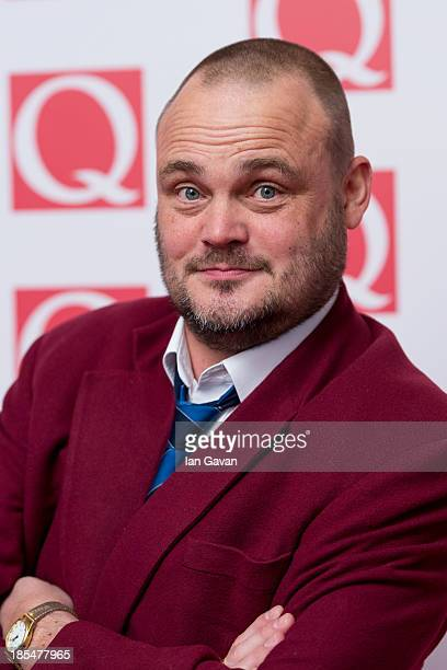Al Murray attends The Q Awards at The Grosvenor House Hotel on October 21 2013 in London England