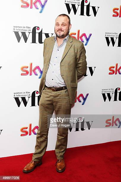 Al Murray attends the Sky Women in Film and TV Awards at London Hilton on December 4 2015 in London England
