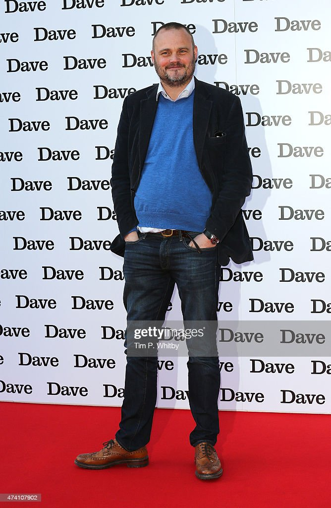 Al Murray attends the UK screening of 'Hoff The Record' at Empire Cinema in Leicester Square on May 20 2015 in London England