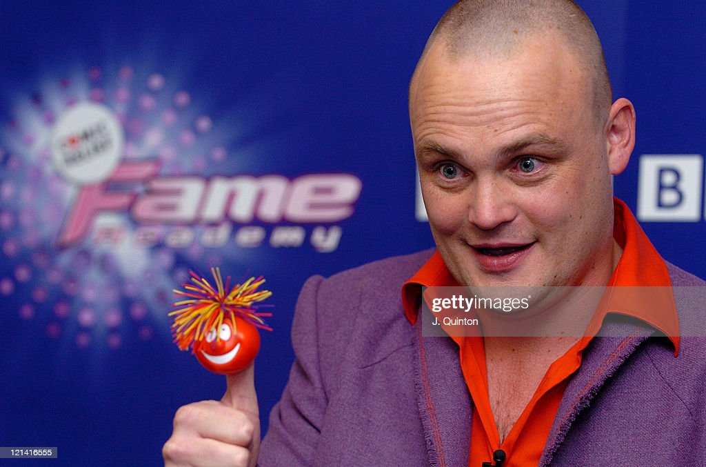 Al Murray is evicted from 'Comic Relief Does Fame Academy'