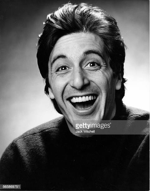 Al Pacino 1979 Photo by Jack Mitchell/Getty Images
