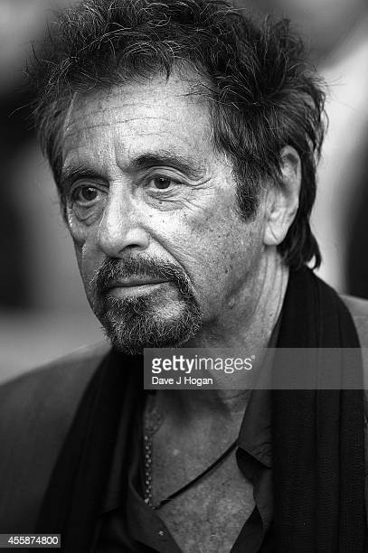 Al Pacino attends a screening of 'Salome and Wilde Salome' at BFI Southbank on September 21 2014 in London England