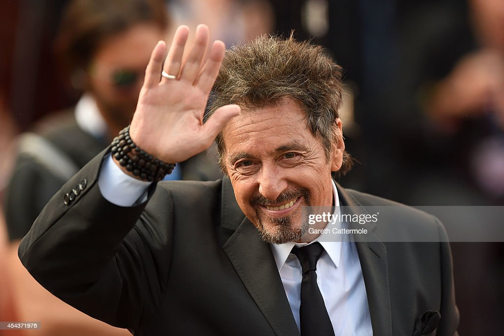 Al Pacino attends the 'Manglehorn' Premiere during 71st Venice Film Festival on August 30 2014 in Venice Italy