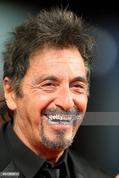 Al Pacino attends the 'The Humbling' Premiere during the 71st Venice Film Festival on August 30 2014 in Venice Italy