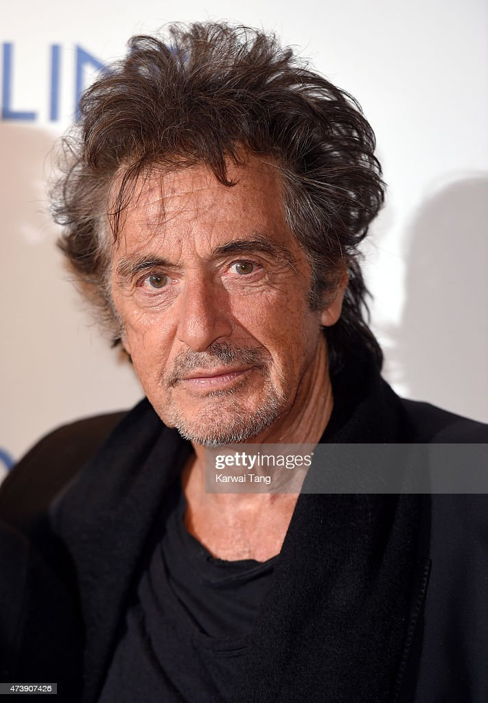 Al Pacino attends the UK Premiere of 'Danny Collins' at Ham Yard Hote...