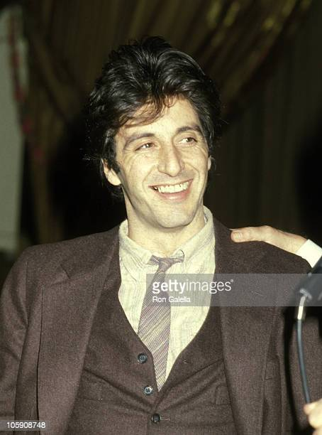 Al Pacino during Actor's Studio 1978 'Struttin'' Masked Ball at The Roseland in New York City New York United States