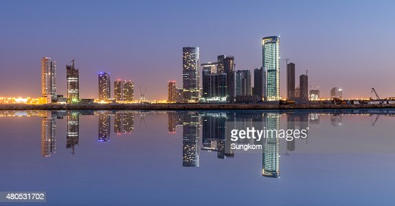 Al Reem island, Abu Dhabi : Photo