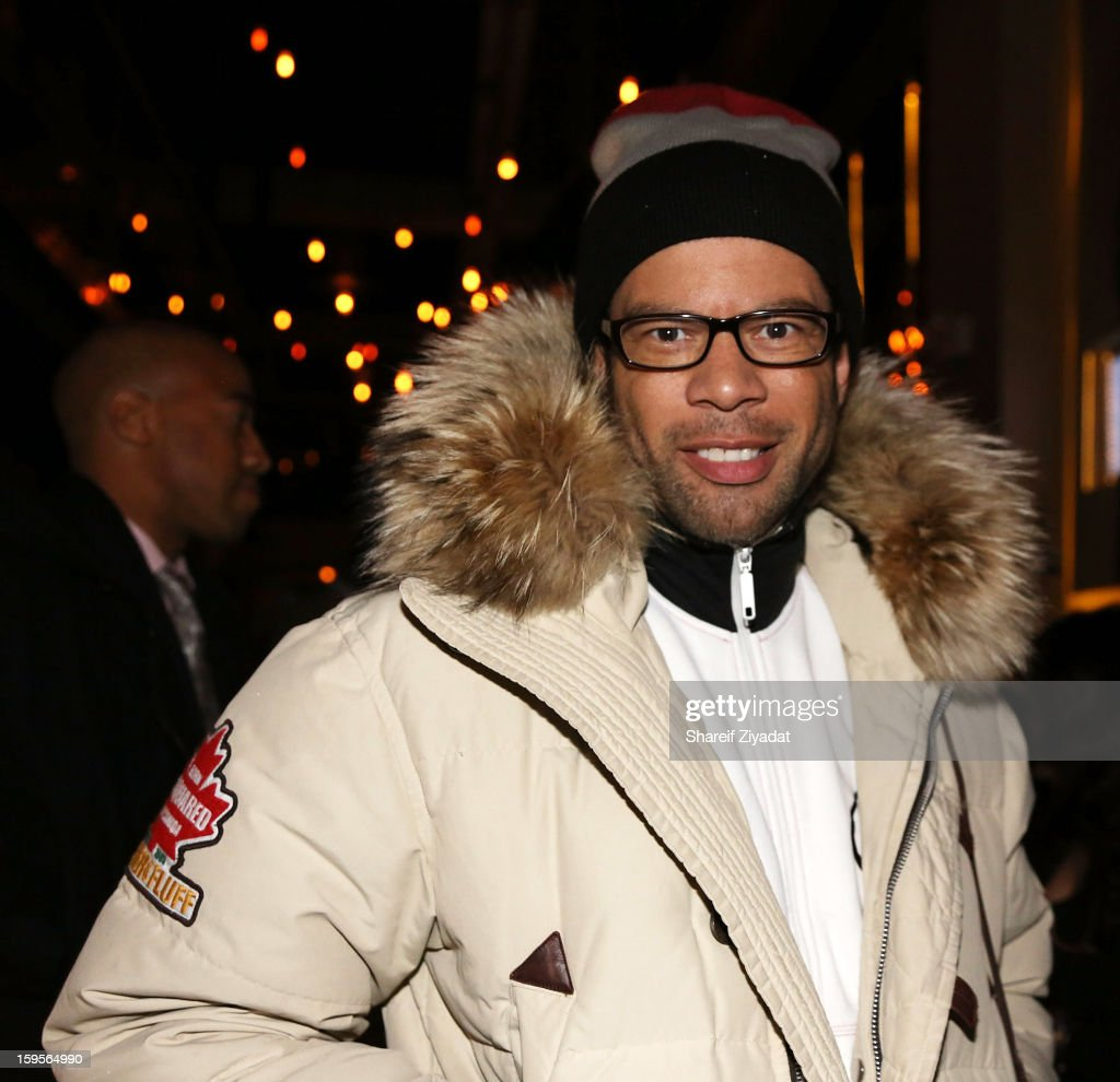Al Reynolds attends the opening of EVR 54 on January 15, 2013 in New York City.
