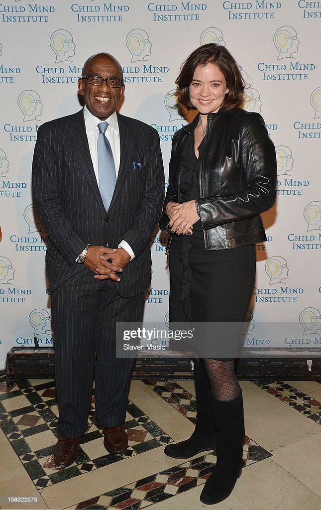 <a gi-track='captionPersonalityLinkClicked' href=/galleries/search?phrase=Al+Roker&family=editorial&specificpeople=206153 ng-click='$event.stopPropagation()'>Al Roker</a> and Dana Points attend Child Mind Institute's 3rd Annual Child Advocacy Award Dinner at Cipriani 42nd Street on December 12, 2012 in New York City.