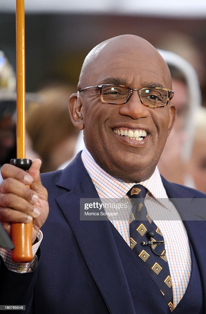 <a gi-track='captionPersonalityLinkClicked' href=/galleries/search?phrase=Al+Roker&family=editorial&specificpeople=206153 ng-click='$event.stopPropagation()'>Al Roker</a> attends NBC's 'Today' at NBC's TODAY Show on September 16, 2013 in New York City.
