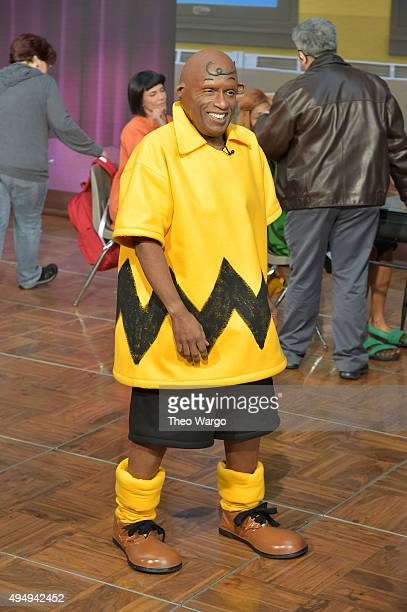 Al Roker attends NBC's 'Today' Spooktacular Costume Party at Rockefeller Plaza on October 30 2015 in New York City
