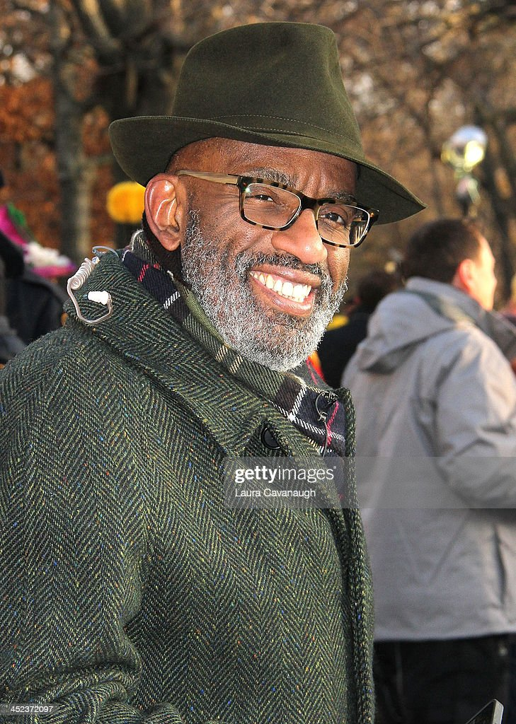 <a gi-track='captionPersonalityLinkClicked' href=/galleries/search?phrase=Al+Roker&family=editorial&specificpeople=206153 ng-click='$event.stopPropagation()'>Al Roker</a> attends the 87th Annual Macy's Thanksgiving Day Parade on November 28, 2013 in New York City.
