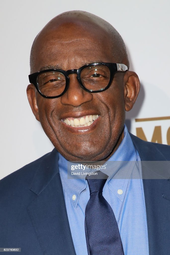 Al Roker attends the Hallmark Channel and Hallmark Movies and Mysteries 2017 Summer TCA Tour on July 27, 2017 in Beverly Hills, California.