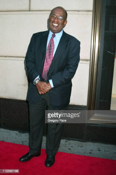Al Roker during 'Lotsa de Casha' by Madonna Book Launch Party at Bergdorf Goodman in New York June 7 2005 at Bergdorf Goodman in New York City New...