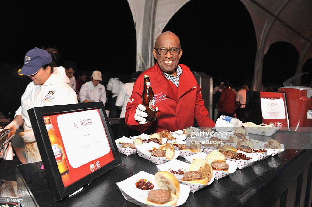 SOBEWFF 2015 - Amstel Light Burger Bash Hosted By Rachael Ray