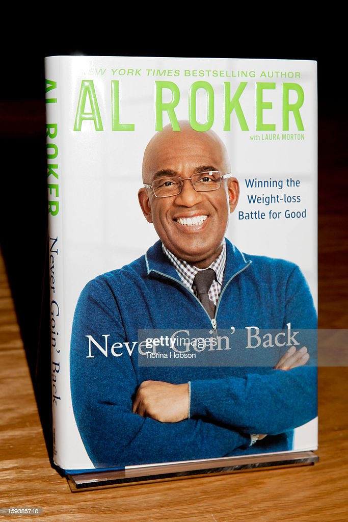 Winning The Weight Loss Battle For Good' at Barnes & Noble Booksellers on January 12, 2013 in Glendale, California.