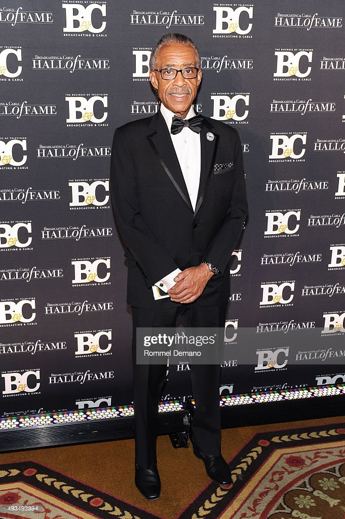 Broadcasting And Cable Hall Of Fame Awards 25th Anniversary Gala