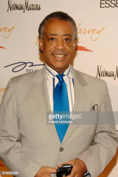 Al Sharpton attends The 1st Annual STEVE HARVEY FOUNDATION Gala at Cipriani Wall Street on May 3 2010 in New York City