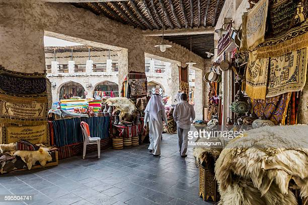 Al Souk district, shop in Souk Waqif