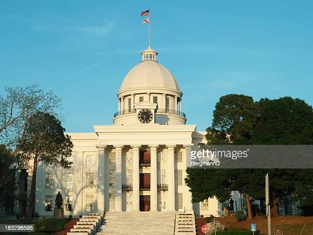 Alabama Capitol horizontal
