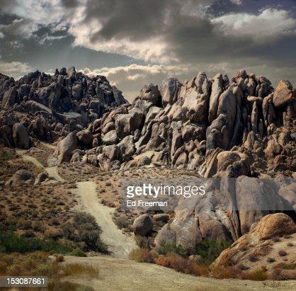 Alabama Hills, Lone Pine, California