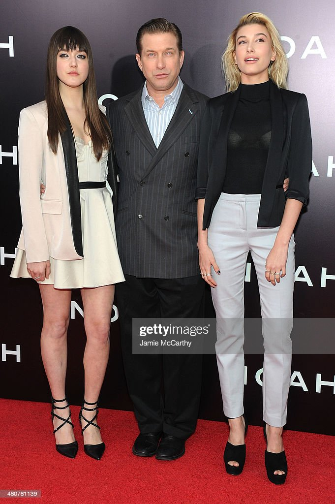 <a gi-track='captionPersonalityLinkClicked' href=/galleries/search?phrase=Alaia+Baldwin&family=editorial&specificpeople=5614656 ng-click='$event.stopPropagation()'>Alaia Baldwin</a>, <a gi-track='captionPersonalityLinkClicked' href=/galleries/search?phrase=Stephen+Baldwin&family=editorial&specificpeople=213776 ng-click='$event.stopPropagation()'>Stephen Baldwin</a> and <a gi-track='captionPersonalityLinkClicked' href=/galleries/search?phrase=Hailey+Baldwin&family=editorial&specificpeople=5614657 ng-click='$event.stopPropagation()'>Hailey Baldwin</a> attend the 'Noah' New York premiere at Ziegfeld Theatre on March 26, 2014 in New York City.