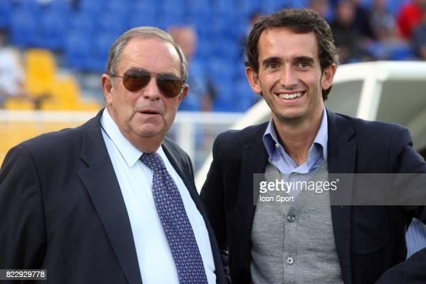 Alain BOMPARD / Alexandre BOMPARD Arles Avignon / Auxerre 8e journee Ligue 1