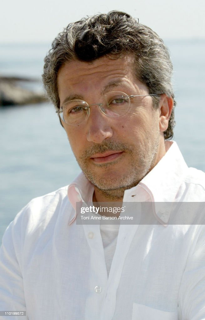 <a gi-track='captionPersonalityLinkClicked' href=/galleries/search?phrase=Alain+Chabat&family=editorial&specificpeople=615563 ng-click='$event.stopPropagation()'>Alain Chabat</a> during 2004 Cannes Film Festival - 'Shrek 2' Photo Session with <a gi-track='captionPersonalityLinkClicked' href=/galleries/search?phrase=Alain+Chabat&family=editorial&specificpeople=615563 ng-click='$event.stopPropagation()'>Alain Chabat</a> at Hotel du Cap in Antibes, France.