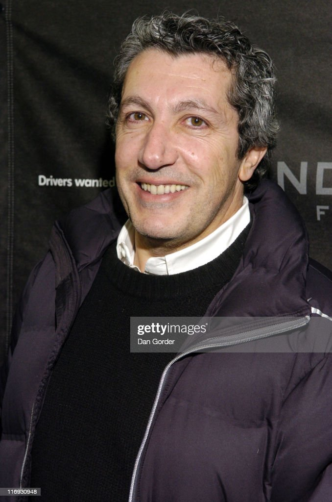 <a gi-track='captionPersonalityLinkClicked' href=/galleries/search?phrase=Alain+Chabat&family=editorial&specificpeople=615563 ng-click='$event.stopPropagation()'>Alain Chabat</a> during 2006 Sundance Film Festival - 'The Science of Sleep' Premiere at Eccles in Park City, Utah, United States.