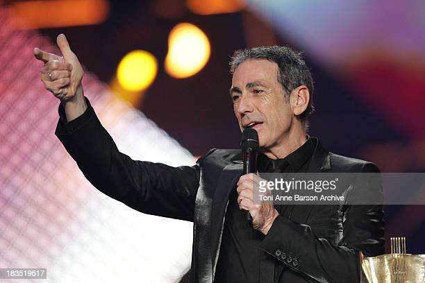 Alain Chamfort during 20th French Music Awards Les 20e Victoires de La Musique at Zenith in Paris France